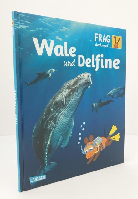 Wale und Delfine, Carlsen 2019