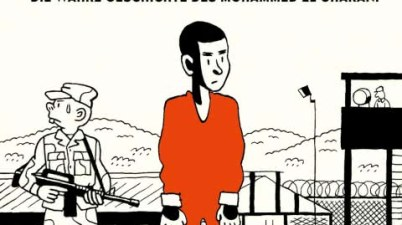 Mohammed El Gharani, Graphic Novel, Comic, USA, Amnesty International, Menschenrechte, ab 14