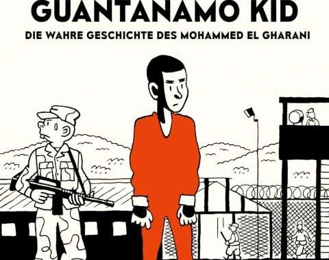 Mohammed El Gharani, Graphic Novel, Comic, USA, Amnesty International, Menschenrechte, ab 14
