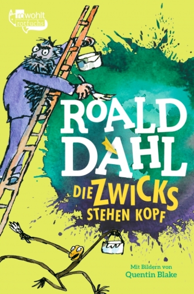 Roald Dahl, Kinderliteratur, Kinderbücher, Buchtipps, vorlesen, Familie