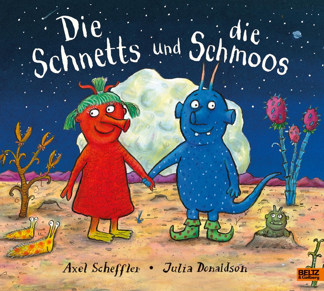 Axel Scheffler, Julia Donaldson, Bilderbuch, Toleranz, Vorurteile, Liebesgeschichte