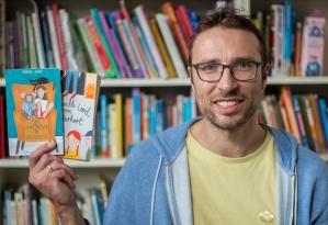 Kinderbuchautor, Kinderbuch, Selbstverlag, lesen, vorlesen, Familie, Kinder, Leseförderung
