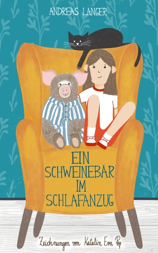 Andreas Langer, Katalin Eva Pop, Kinderbuch, ab 5, Selbstverlag, lesen, vorlesen
