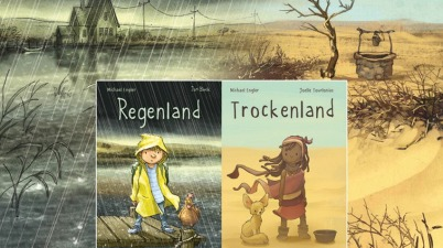 Bilderbuch, Klimawandel, Migration, Klimaflüchtlinge, Kinder, vorlesen, Wüste, helfen, Freundschaft