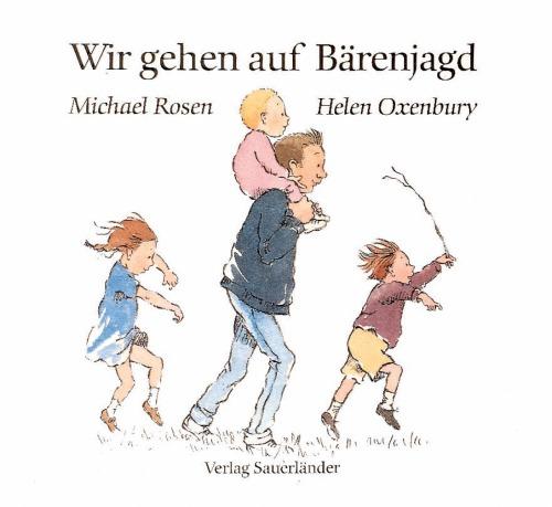 Michael Rosen, Oxenbury, Klassiker, Bilderbuch, Bilderbuchklassiker, Buchtipp, vorlesen