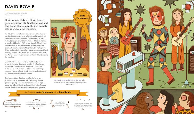 Biograph, Kinder, sachbuch