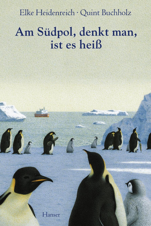 Elke Heidenreich, Quint Buchholz, Buchtipp, Lieblingsbuch, Kinderbuch, Familie