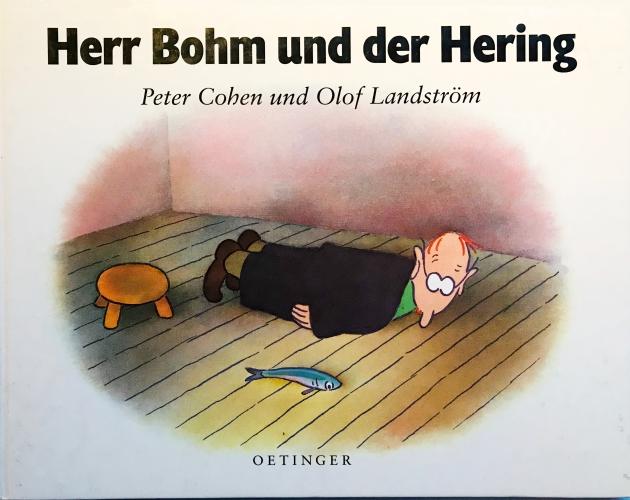 Peter Cohen, Olof Landström, Maja Bohm, Buchtipp, Interview, Liebslingsbuch, Bilderbuch