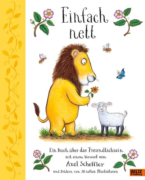 Axel Scheffler, freundlich sein, Bilderbuch, Europa, Demokratie, Flucht, Vorurteile, Integration, Ankommen