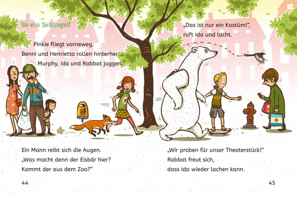 lesen lernen, Erstleser, Kinderbuchreihe, Kinderbücher, Grundschule, vorlesen