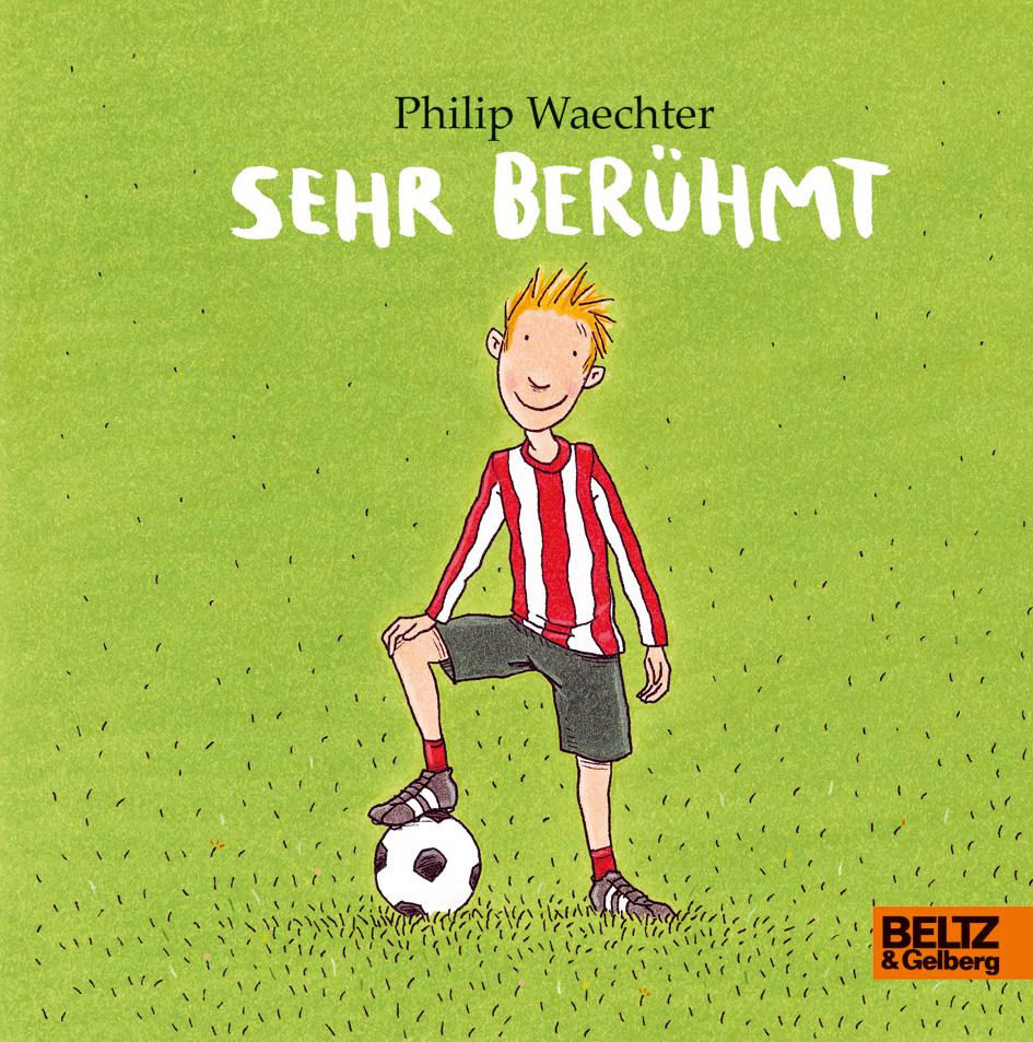 Philip Waechter, EM, Fußball, Bilderbuch, Europameisterschaft, Kinder, Jungs, Fußballmannschaft, Geschenk