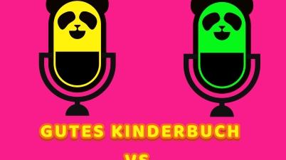 Julia und Grone sprechen über Bücher ! Gutes Kinderbuch vs. Schlechtes Kinderbuch