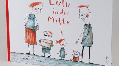 Bilderbuch, Sandwich-Kind, mittleres Kind, Problem, Verständnis, lesen, vorlesen, Sandwichkind