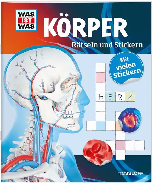 Rätsel, Sticker, lernen, Grundschule, Rätselheft, Biologie, Sachkunde