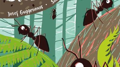 Josef Guggenmos, Sabine Kranz, Bilderbuch, Kinder, Solidarität, Ameisen, vorlesen