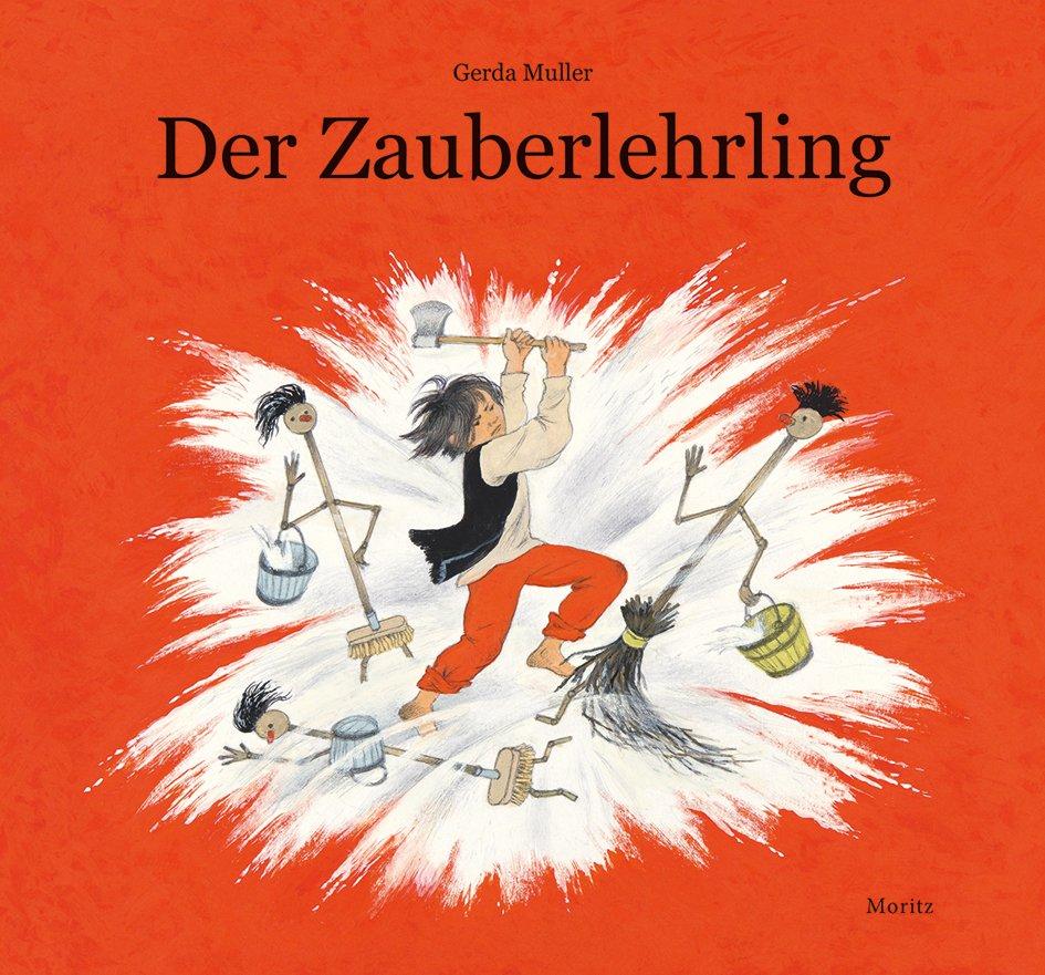 gerda Muller, Illustration, Klassiker, Bilderbuch, Goethe, Kultur, Gedicht, lernen