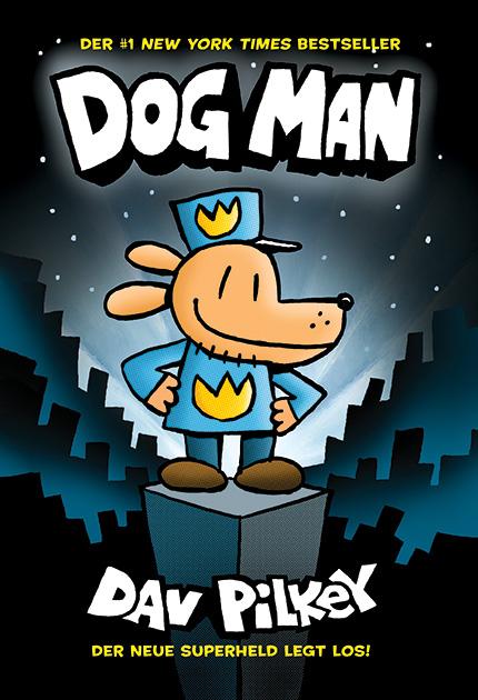 Dav Pilkey, Comic, LRS, lesen, Grundschule, Jungs, selber lesen leicht gemacht