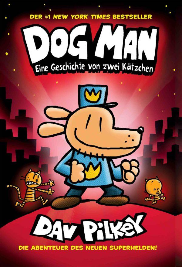 Dav Pilkey, LRS, Comic, Grundschule, Schule, Schulanfang