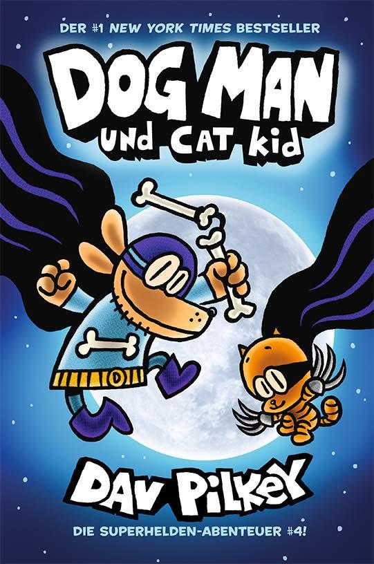 Dav Pilkey, Comic, LRS, lesen, lernen, Schule, Grundschule