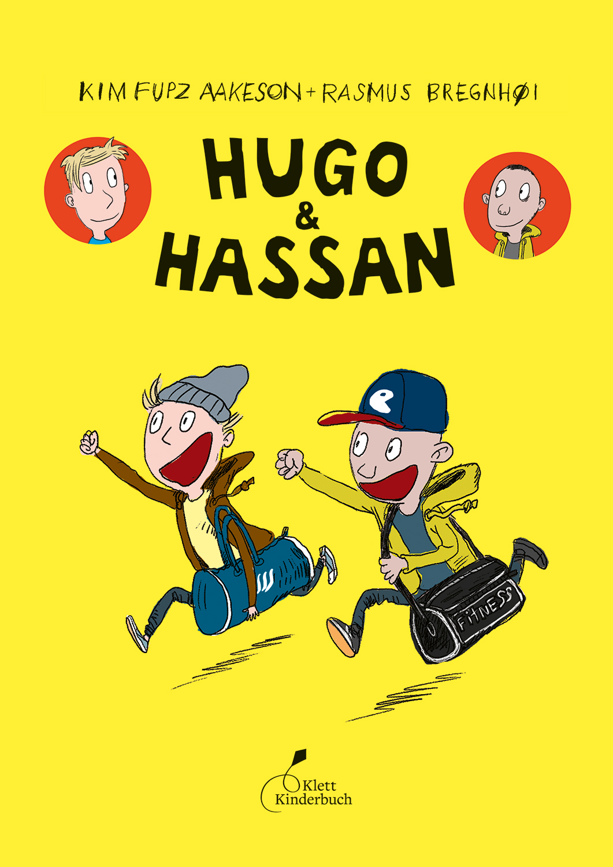Kim Fupz Aakeson, Rasmus Bregnhøi, Comic, Kindercomic, Grundschüler, Jungs, selber lesen, kurze Texte, witzig, Familie, Multikulti