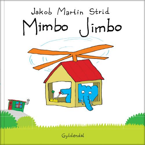Jakob Martin Strid, Bilderbuch, Gyldendal, Elefant, lesen, vorlesen, Kindergarten, Norwegen