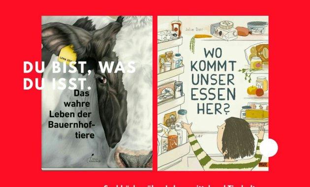 Beltz&Gelberg, Klett Kinderbuch, Sachbuch, wissen, lernen, Tiere, Nutztiere, Bauernhof