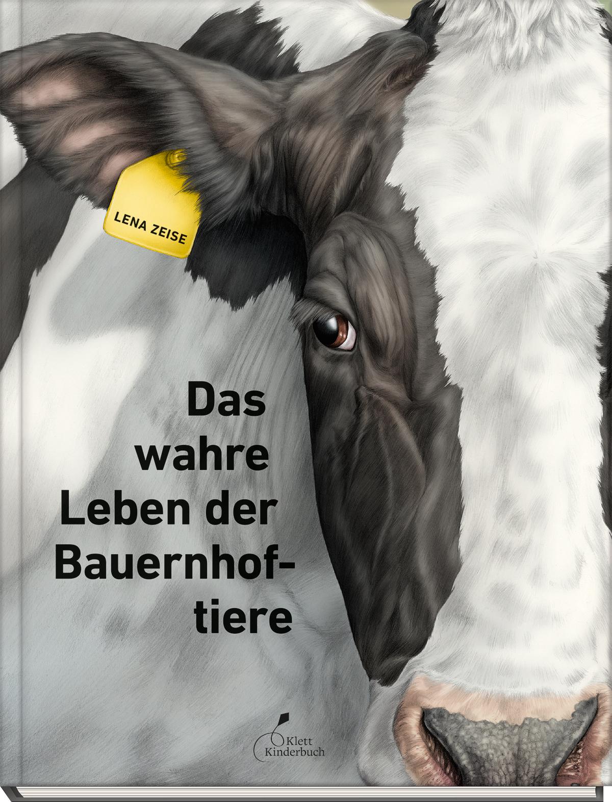 Lena Zeige, Klett Kinderbuch, Monika Osberghaus, Sachbuch, Bauernhof, Tiere, Wissen, Tierhaltung, Grundschule, Sachkunde, HWS