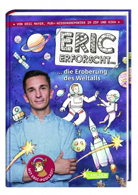 Eric Mayer, Pur+, Sachbuch, Wissenssendung, Wissensbücher, lernen, Schule, Sachkunde, Interview