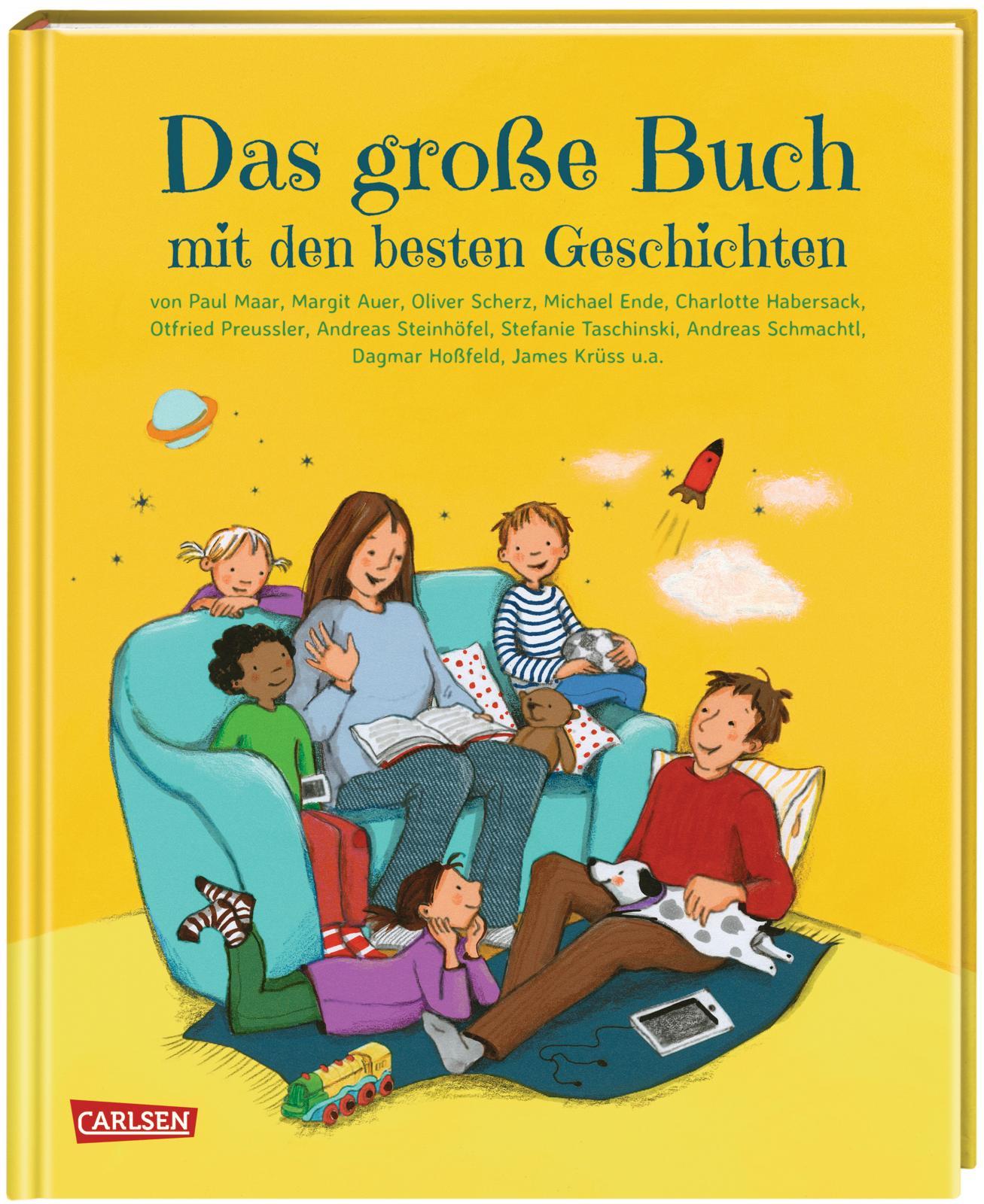 vorlesen, Vorlesetag, Famlie, Kindergarten, ab 3 Jahren, Vorlesegeschichten, bekannte Autoren, Vorlesen ist wichtig