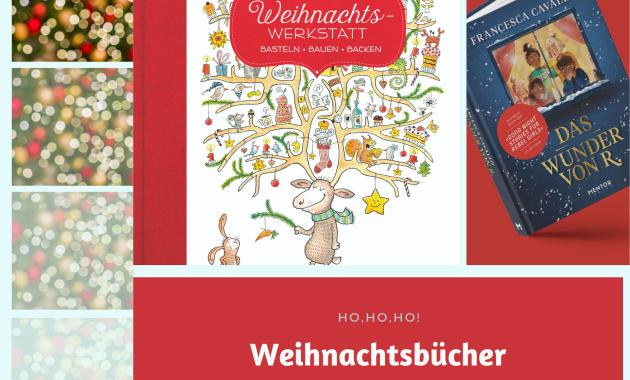 Weihnachtsbücher, Weihnachtswerkstatt, Das Wunder von R.