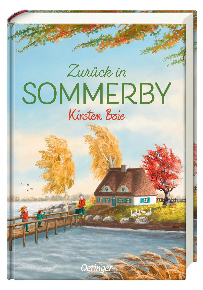 Oetinger, Kirsten Boie, lesen, vorlesen, Kinder, Familie, Oma, Roman, Norddeutschland