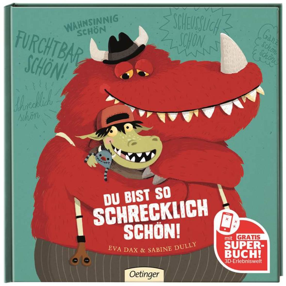 Oetinger, Dully&Dax, Kinderbuch, Bilderbuch, Selbstliebe