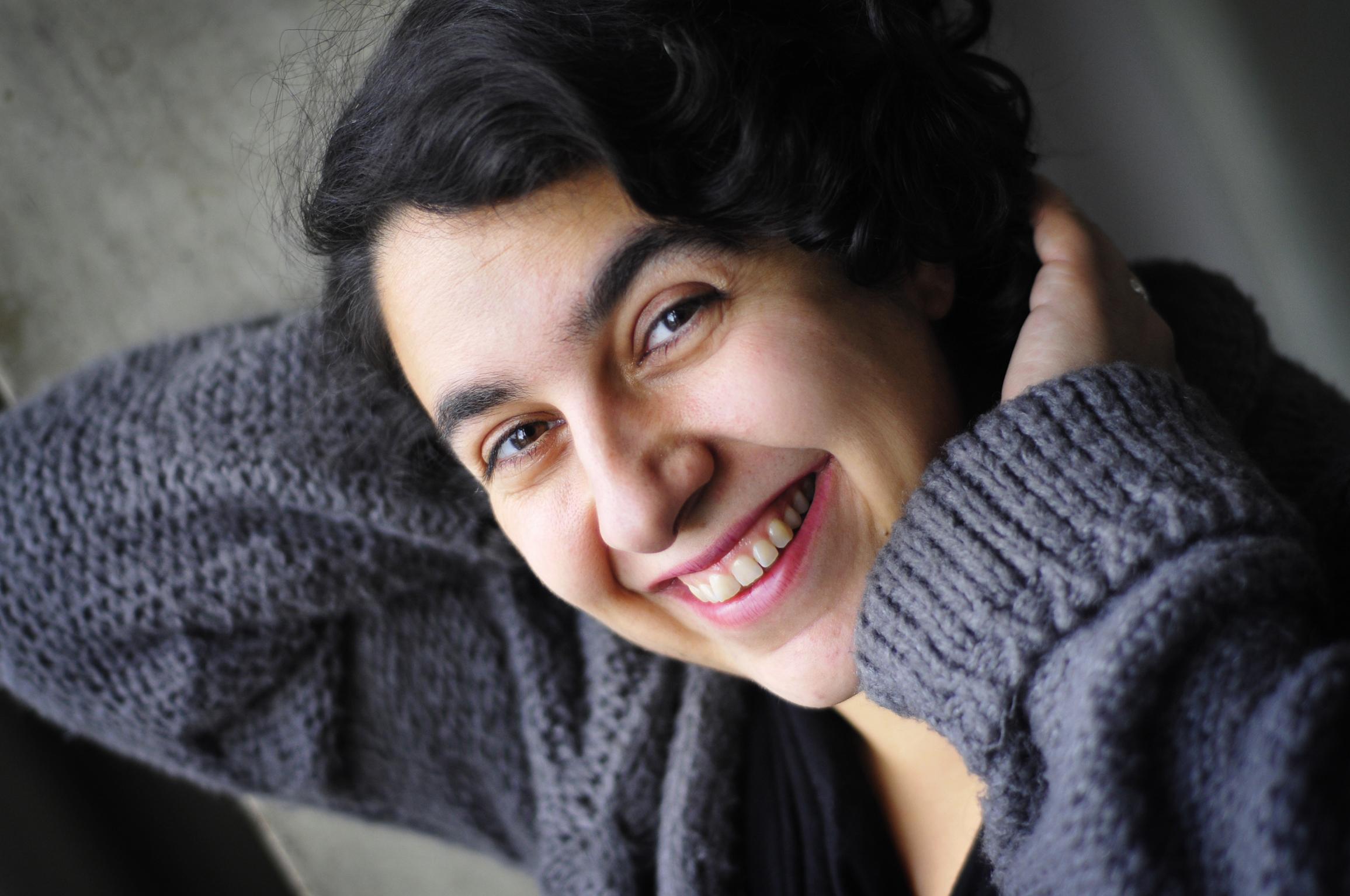 Iran, Flucht, Autorin, Mondmädchen, interkulturelle Literatur