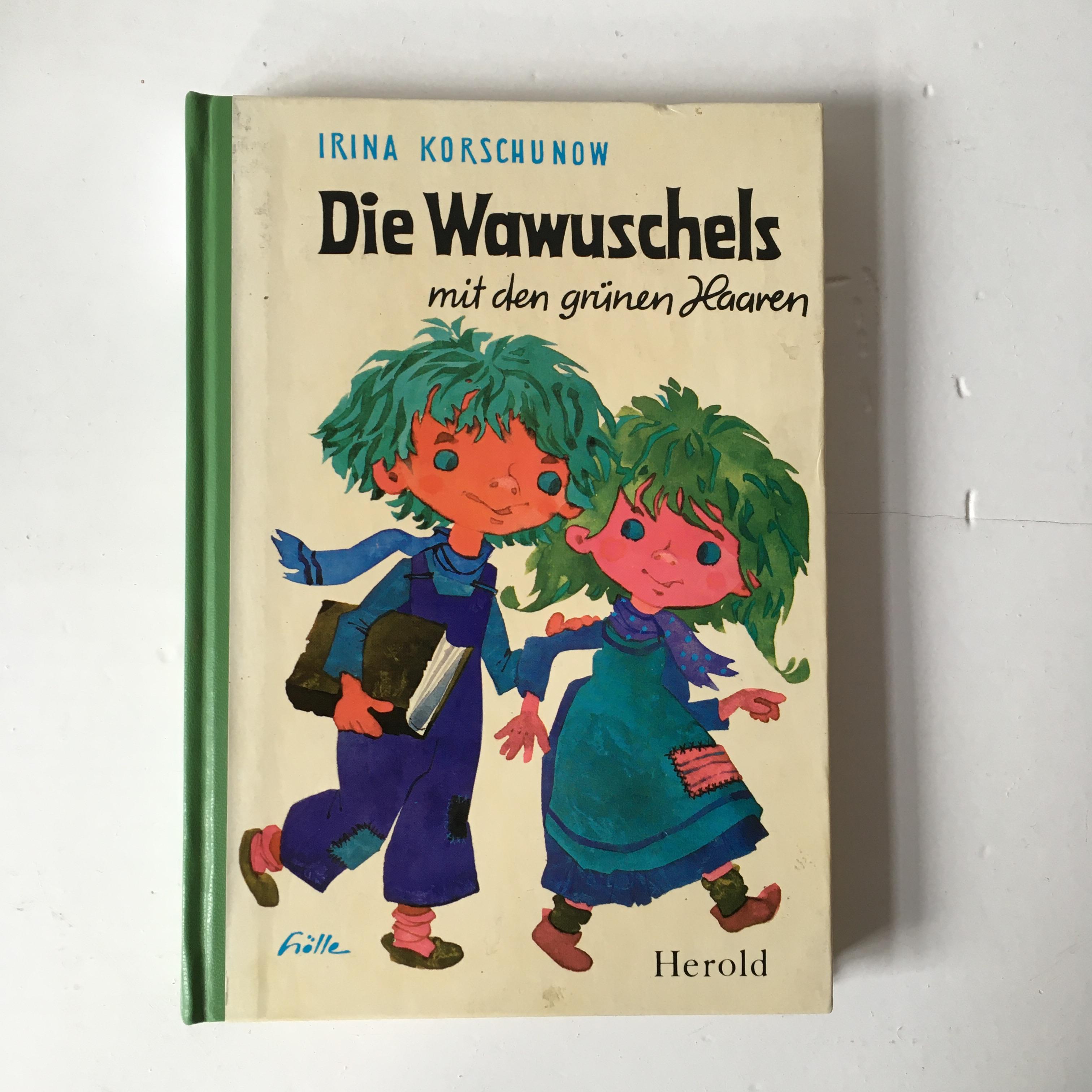Irina Korschunow, Klassiker, Kinderbuch, Tipp