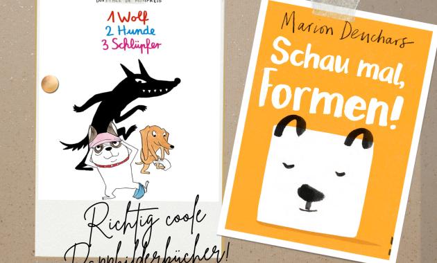 Dorothee de Monfreid, Marion Deuchars, Pappbilderbuch, Zahlen lernen, zählen, Formen, Farben, Kleinkind