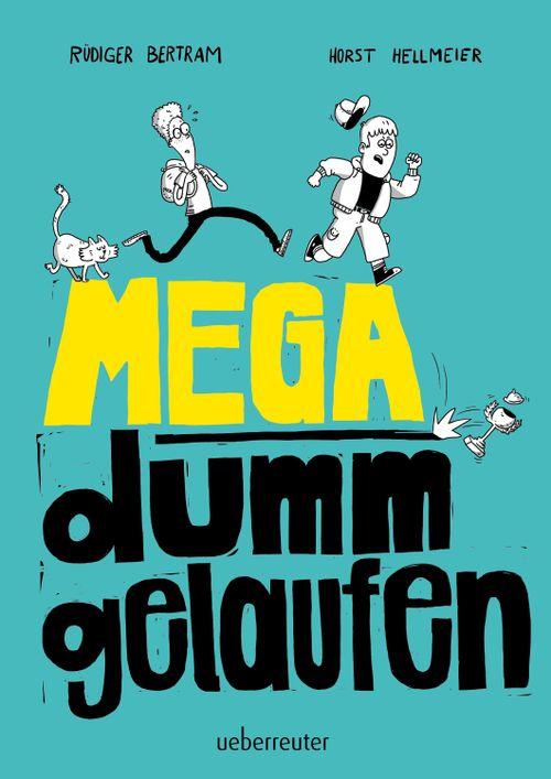 Rüdiger Bertram, Horst Hellmeier, Comic, Kindercomic, Kinderbuch, Lesemuffel, Leseanfänger, Grundschule