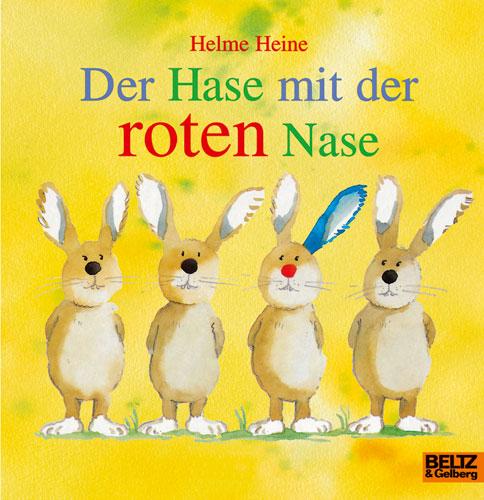 Helme Heine, Bilderbuch