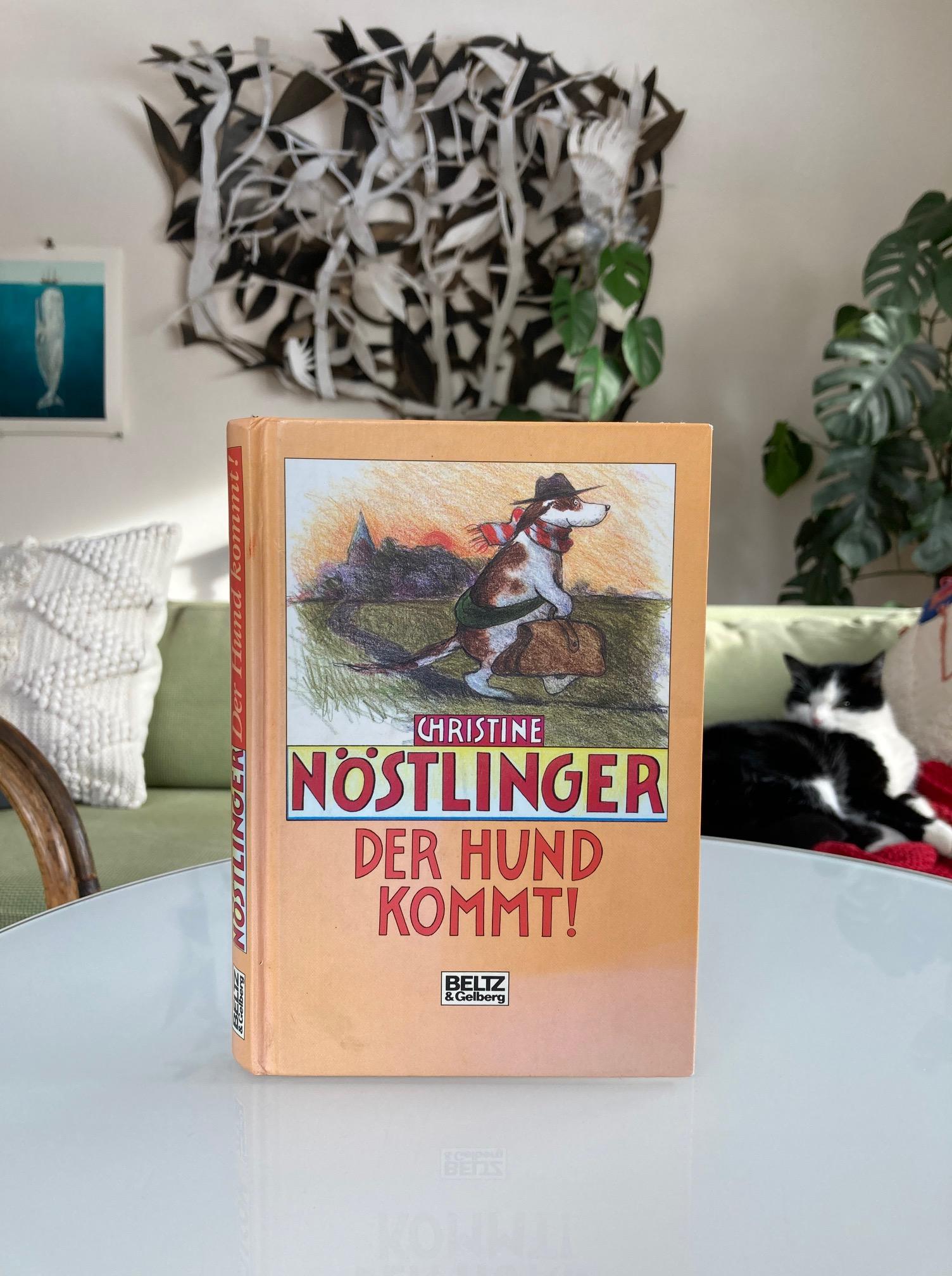 Christine Nöstlinger, Beltz, Klassiker, Kinderbuch, Kinderbuchtipp, Kinderbuchblog