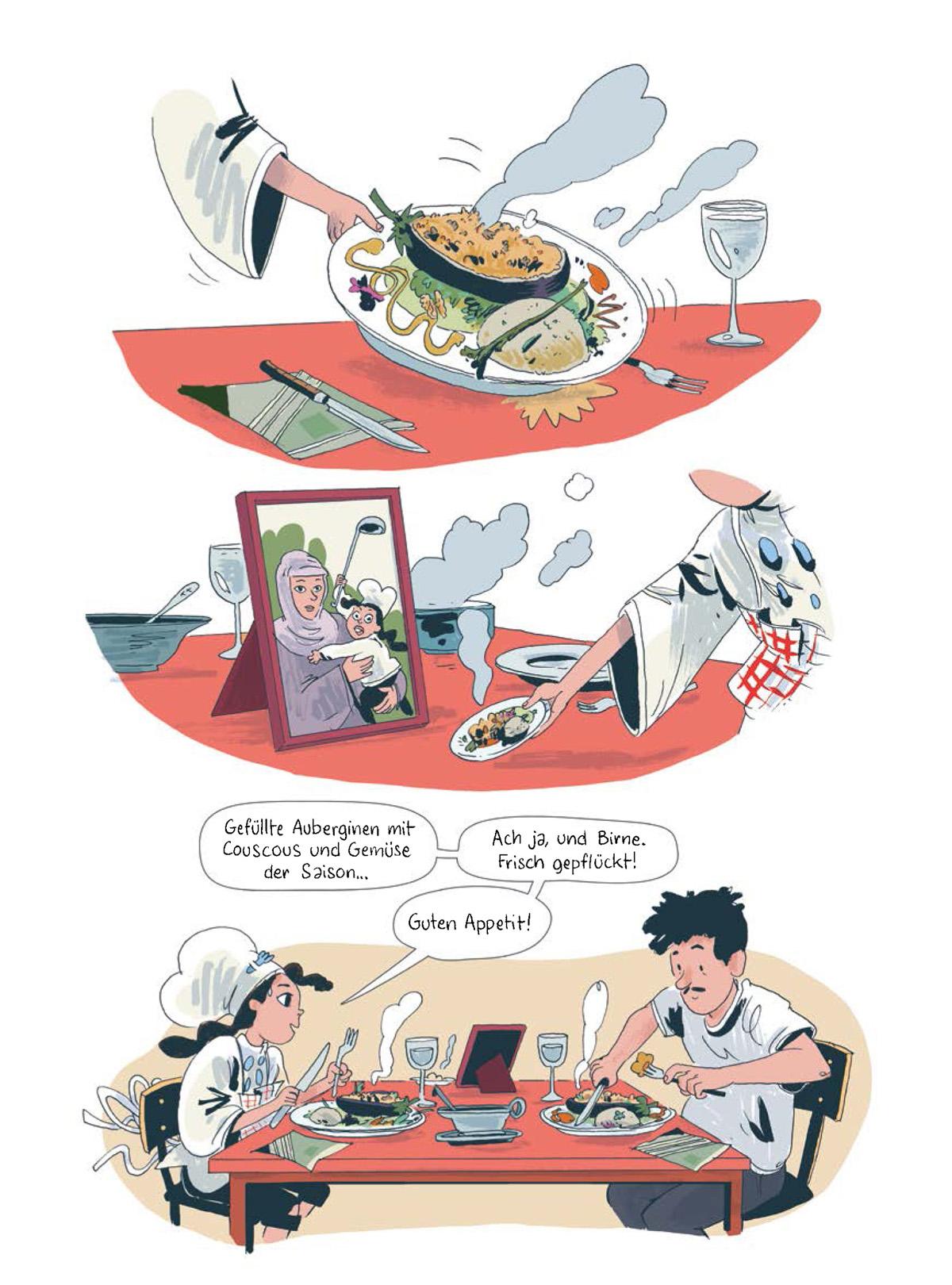 Comic, Kindercomic, vegetarisch, vorlesen, Umwelt, Grundschulkinder, Kinderbuch