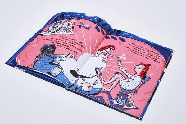 Dita Zipfel, Finn-Ole Heinrich, Tine Schulz, Bilderbuch, einschlafen, Familie, vorlesen, Einschlafbuch, Einschlafritual, Kindergartenkinder, Kleinkinder