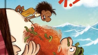 Volker Schmitt, Màriam Ben-Arab, Comic, Kindercomic, Piraten, ab 6, selber lesen, Jungen, Mädchen, Familie, Grundschüler