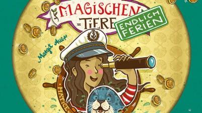 Margit Auer, die Schule der magischen Tiere, Hörspiel, Kinderbuchreihe, Hörbuch, Kinderbücher zum Hören, Karussell, Carlsen