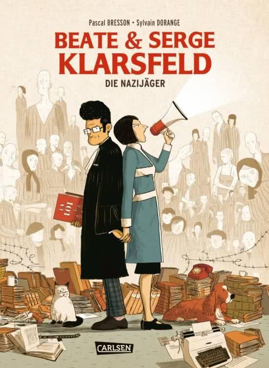Pascal Bresson, Sylvain Dorange, Graphic Novel, Comic, deutsche Geschichte, Nazideutschland, Nazivergangenheit