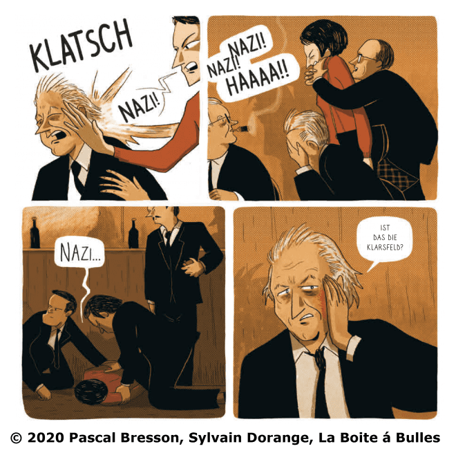Comic, Nazi-Vergangenheit, Deutschland, Graphic Novel, deutsche Geschichte