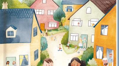 Michael Engler, Julianna Swaney, Toleranz, Bilderbuch, Familienmodelle, Familie, vorlesen, Kinder, Vielfalt, Diversity