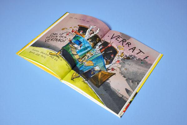 vorlesen, Bilderbuch, Käptn Peng, Melanie Garanin, LSBTIQ*, queer, Kinderbuch